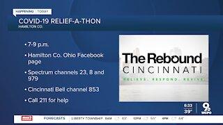 Hamilton County 'Relief-a-thon' live stream set for Tuesday night