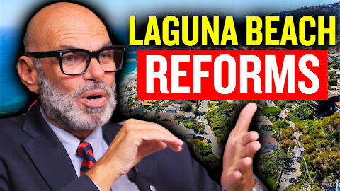 How Local Government Can Shape California's Future | Laguna Beach Council Member, Peter Blake