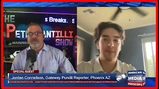 Jordan Conradson Interview July 11th, 2021