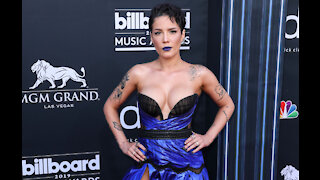 Halsey reveals being pregnant has altered her 'perception of gender'