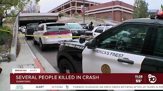 Crash near SD City College leaves at least 3 dead