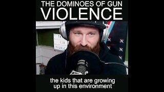 The Dominoes of gun violence