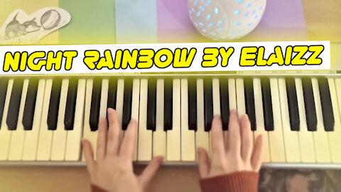 Relaxing music for sleep: Night rainbow by Elaizz   Stress relief sleeping music