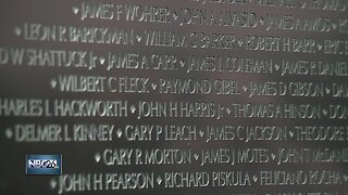 'Wall That Heals' stops in Manitowoc