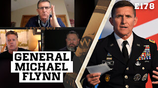 E184: WATCH: General Flynn Talks Election Fraud, Robust Faith and Righteous Resistance