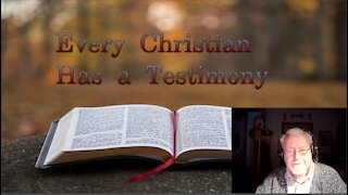 Every Christian Has a Testimony on Down to Earth but Heavenly Minded Podcast