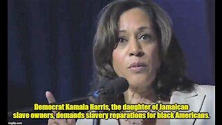 Kamala Harris demands $100 billion housing grant for black families