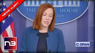 Psaki SNAPS At Reporter After Biden Gets Called Out For BLATANT Hypocrisy