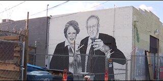 UPDATE: Goodmans' downtown Las Vegas mural restored