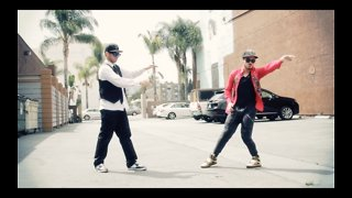 Mind-blowing dubstep dance moves to Michael Jackson's 'Beat It'