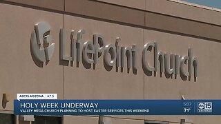 San Tan Valley churh holding Easter services