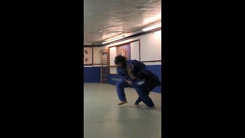 Relaxing Judo