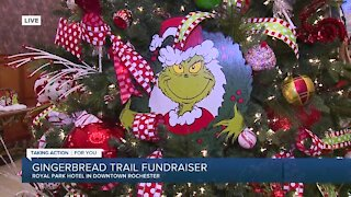 Holiday Gingerbread Fundraiser