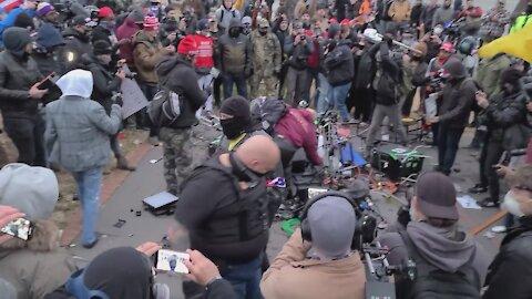 Jan 6 2021 Capitol Riot Coverage Part 8 (720p)