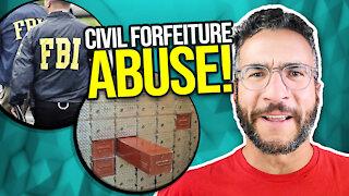 FBI Civil Forfeiture SMACKED DOWN By Judge - Viva Frei Vlawg