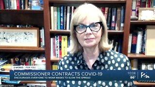 Tulsa County Commissioner contracts COVID-19