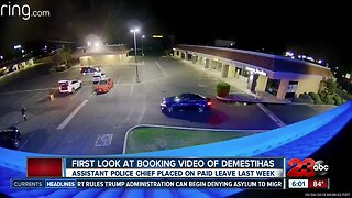 First look at booking video of Demestihas