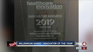 Millennium Physician Group wins award