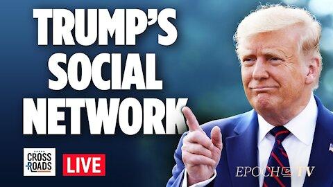 LiveQ&A: Trump May Launch Social Network Soon; Gov DeSantis Signs Law Targeting Political Censorship