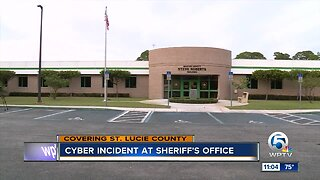 Update on cyber incident at St. Lucie County Sheriff's Office
