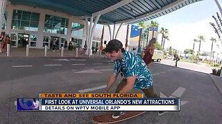 Three new venues at Universal Orlando Resort