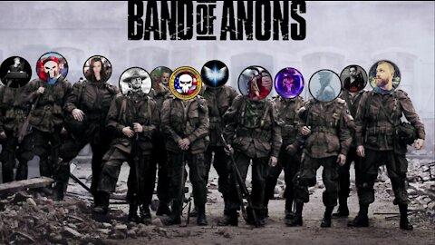 Wir sind die Band von Anons, und der Sieg ist das einzig mögliche Ergebnis! - deutsch