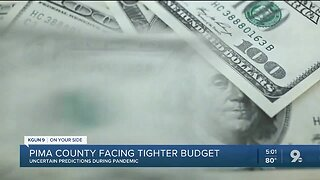 Pima County facing tighter budget