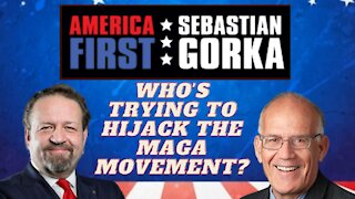 Who's trying to hijack the MAGA movement? Victor Davis Hanson with Sebastian Gorka on AMERICA First
