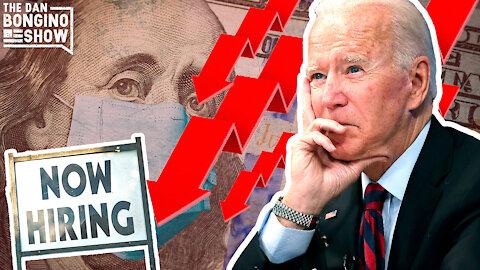 Jobs Report Exposes The Failure of Bidenomics