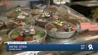 We're Open: Nadine's Bakery