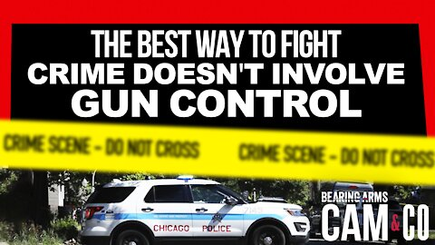 The Best Way To Fight Crime Doesn't Involve Gun Control
