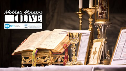 The three liturgies of Holy Week are the 'most beautiful' of the entire Church year