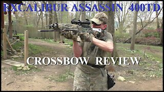 CROSSBOW REVIEW: EXCALIBUR ASSASSIN 400TD