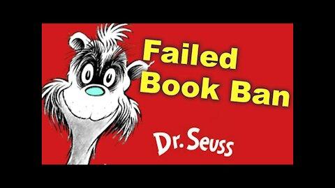 Dr. Seuss' book ban backfired
