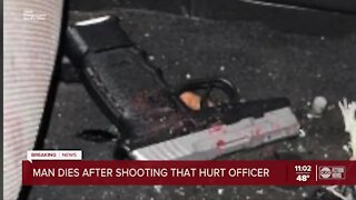 Suspect dead after officer-involved shooting in St. Petersburg