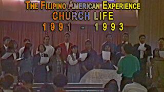 The Filipino American Experience: Church Life