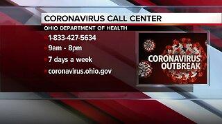 Ohio still has no coronavirus cases; 5 test results awaited