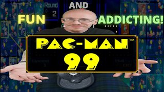 Pac Man 99: A Battle Royale!