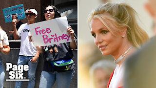 Britney Spears has broken her silence on conservatorship