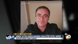 East County man arrested after FBI tip of potential mass shooting