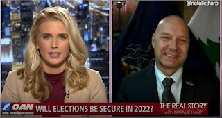 The Real Story - OANN Elections 2022 with Doug Mastriano
