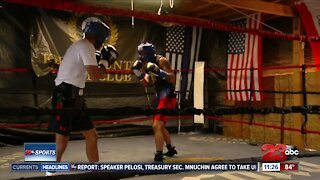 Local nonprofit boxing club fights to stay open