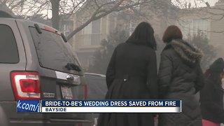 Bride-To-Be Wedding Dress Saved