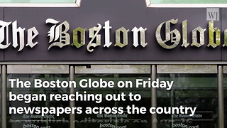 200 Newspapers Colluding To Take Coordinated Action Against Trump on August 16