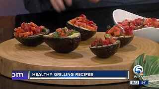 Healthy grilling recipes from Jules Aron