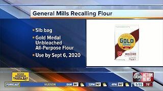 General Mills recalls flour over possible E. coli contamination