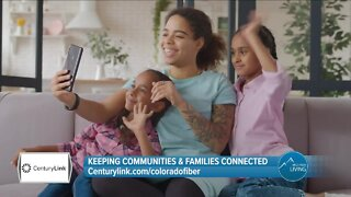Connect Better with a Fiber Optic Network // CenturyLink