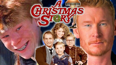 A CHRISTMAS STORY 🎄 THEN AND NOW 2021