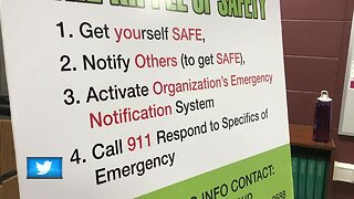 St. Francis teachers, staff prepare for active shooter situation