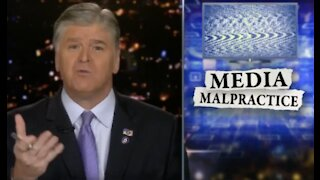 Hannity: Media 'totally, completely' ignoring election fraud claims